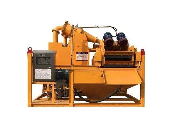 泥浆处理设备