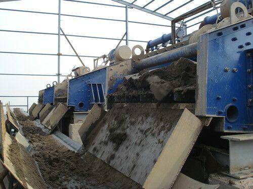 河北唐山铁矿尾矿提砂系统